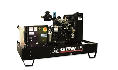 GBW15 open other voltage MAIN