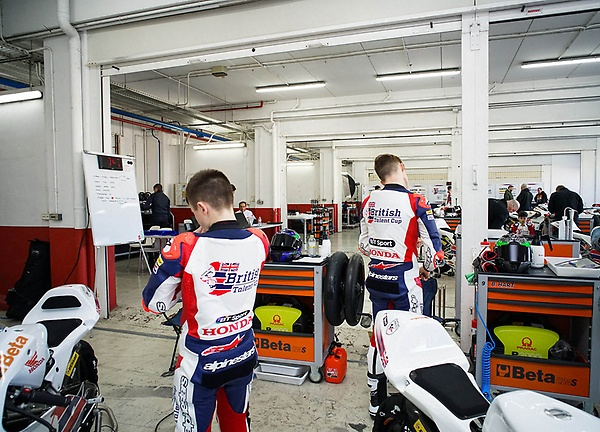 British Talent Cup - PRAMAC