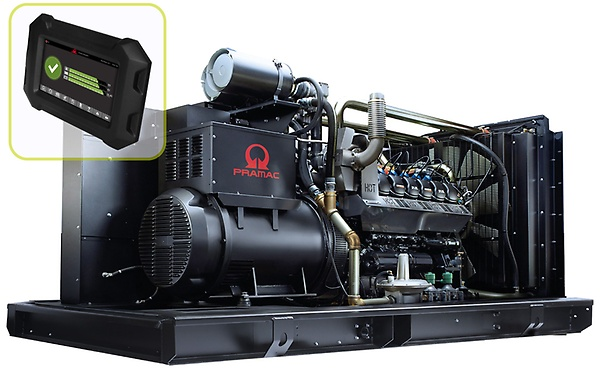 PRAMAC is readying to rollout the new industrial natural gas-fueled generators range, with improved performance and lower fuel and maintenance costs.