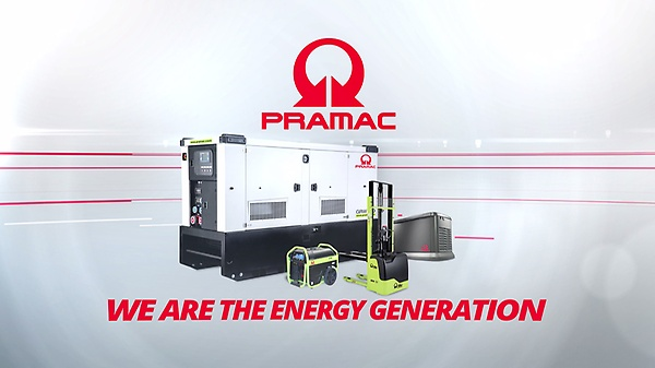 Pramac - We are the Energy Generation