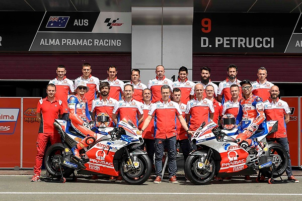 Pramac  Racing - Best Independent Team 2018