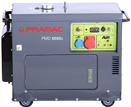 PMD5050s Pramac Grey