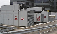 Power Generators-Data Center-Budapest-Hungary