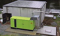 Power Generators-Water Treatment-Brittany-France