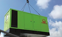 Power Generators-Commercial and Retail-Bucharest-Romania