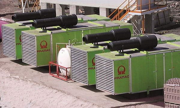 Power Generators-Construction-Gijon-Spain