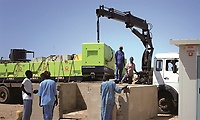 Power Generators-TeleCommunications-Senegal