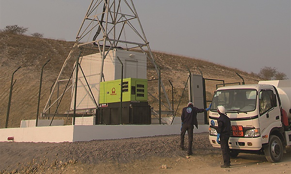 Power Generators- Telecommunications-Angola