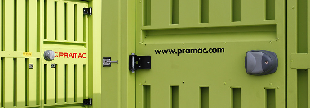 PRAMAC Customized Solutions range