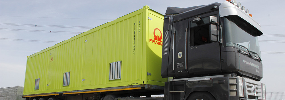 PRAMAC Customized Solutions Generators