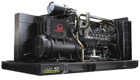 Natural Gas and Propane Power Generators| Pramac