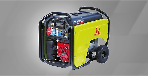 Pramac S series, completely renewed for the professional users and 