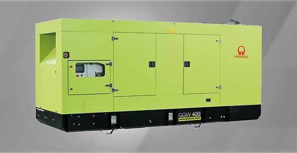 Pramac's GGW Gas Fueled generators with cutting-edge Generac engines for faultless performance and low maintenance costs. The best solution for standby applications